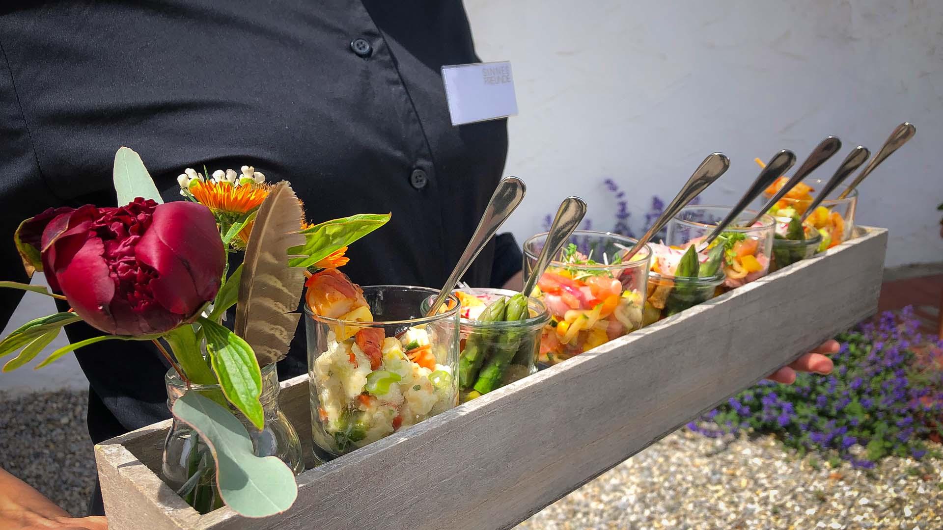 Sinnesfreunde Catering München