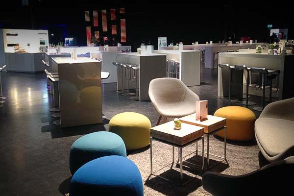 Sinnesfreunde Catering München Lounge Ausstattung Konferenz