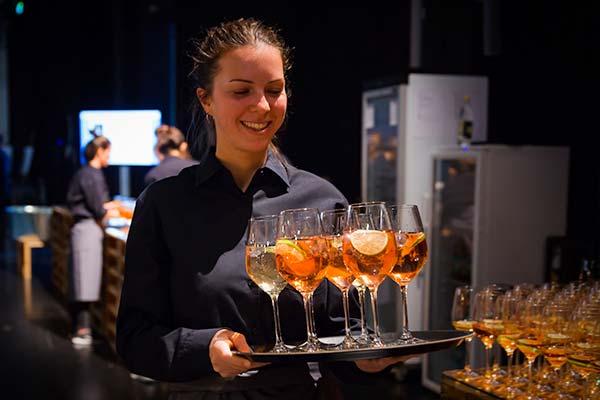 Sinnesfreunde Catering München Firmenfeier Service Getränke
