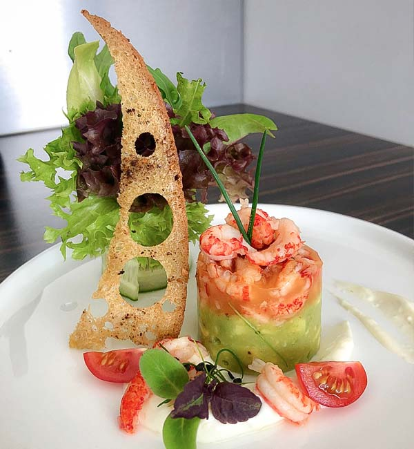 Sinnesfreunde Catering München Galaevent Business Speisen