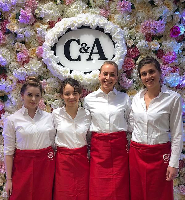 Sinnesfreunde Catering München Kundenevent