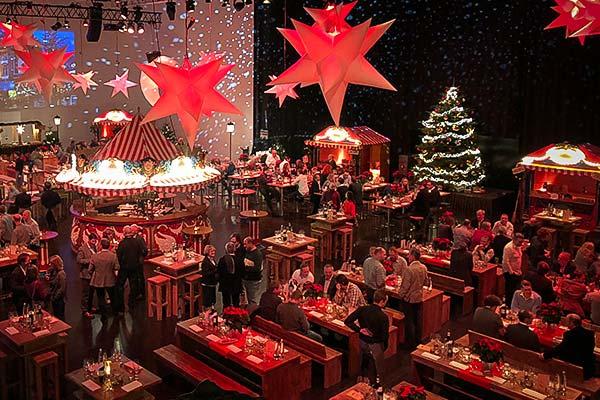Sinnesfreunde Catering München Weihnachtsfeier Business Catering