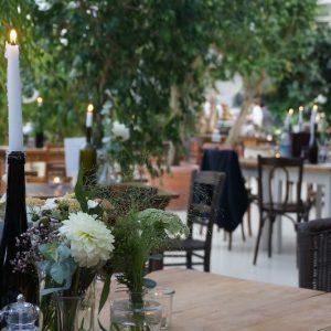 Sinnesfreunde Catering München Dekoration Hochzeit Privat Fullservice Mobiliar Location Botanikum