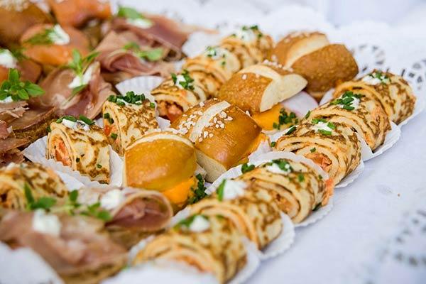 Sinnesfreunde Catering München Fingerfood Fullservice