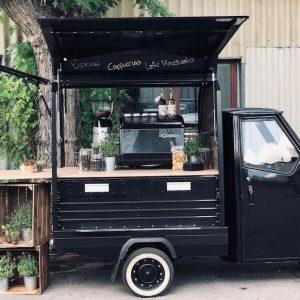 Sinnesfreunde Catering München Kaffee Ape Fullservice