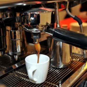 Sinnesfreunde Catering München Kaffee Fullservice Siebträgermaschine