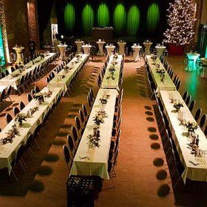 Sinnesfreunde Catering München Großveranstaltung Stühle Tische Dekoration