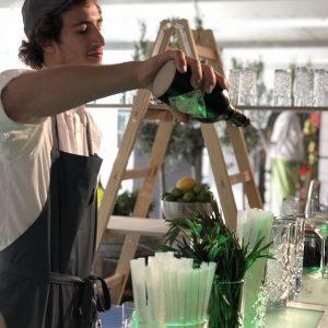Sinnesfreunde Catering München Fullservice Personal Bar Barista Barkeeper