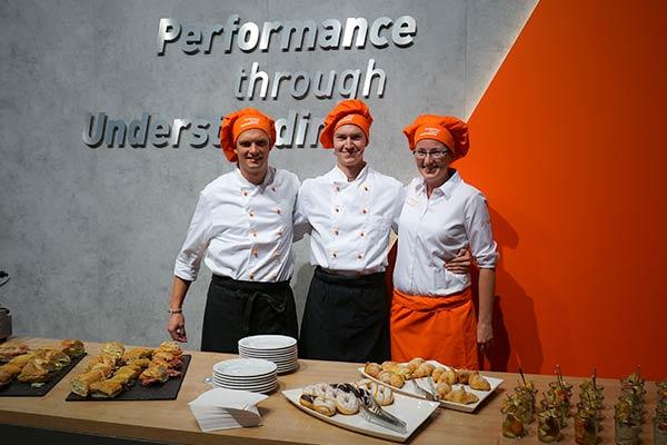 Sinnesfreunde Catering München Personal Köche Fullservice