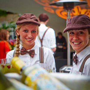 Sinnesfreunde Catering München Personal Service