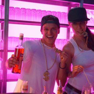 Sinnesfreunde Catering München Fullservice Personal Service Outfits Bar Barkeeper