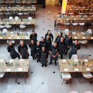 Sinnesfreunde Catering München Fullservice Personal Service