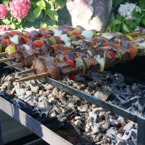 Sinnesfreunde Catering München Speisen Buffet Fullservice Grill