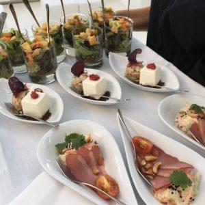 Sinnesfreunde Catering München Messe Speisen Fullservice