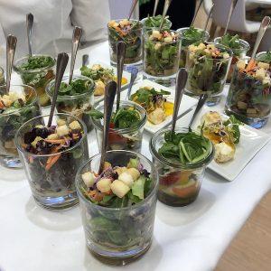 Sinnesfreunde Catering München Messe Speisen Fullservice Fingerfood Flying Buffet