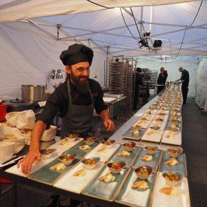 Sinnesfreunde Catering München Küche Koch Essen Food Speisen