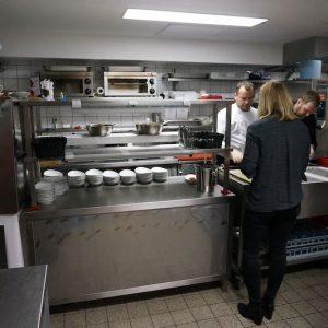 Sinnesfreunde Catering München Messe International Cebit Personal Koch