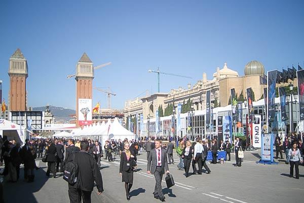 Sinnesfreunde Catering München Messe International MWC Barcelona