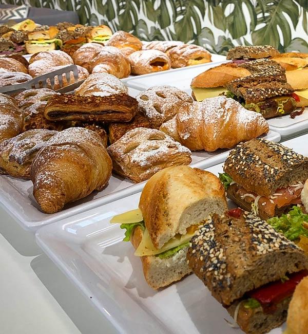 Sinnesfreunde Catering München Speisen Staff Catering Frühstück
