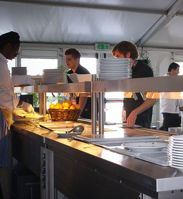 Sinnesfreunde Catering München Staff Catering Messe