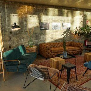 Sinnesfreunde Catering München Dekoration Fullservice Lounge Business Event