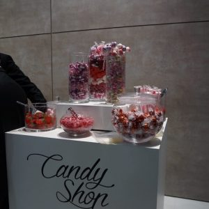 Sinnesfreunde Catering München Messe Barcelona MWC Candy