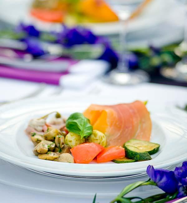 Sinnesfreunde Catering München Speisen Hochzeit
