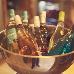 Sinnesfreunde Catering München Business Event Getränke Bar