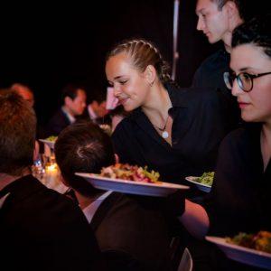 Sinnesfreunde Catering München Business Event Menü Service Speisen Food Personal