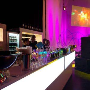 Sinnesfreunde Catering München Business Event Bar Getränke Service Barkeeper