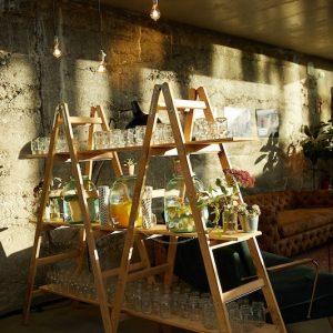 Sinnesfreunde Catering München Business Event Limonade Limonadenstand Getränke Gläser