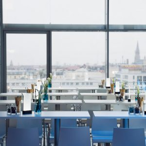 Sinnesfreunde Catering München Business Event Mobiliar Dekoration