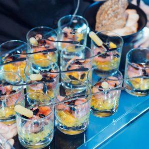 Sinnesfreunde Catering München Fingerfood Flying Service Business Event Jubiläum