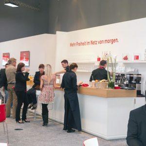 Sinnesfreunde Catering München Messe Berlin IFA Bar Kaffee Barista Service Personal