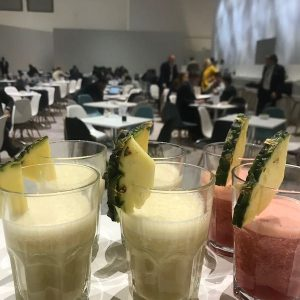 Sinnesfreunde Catering München Messe Berlin IFA Getränke Smoothie healthy