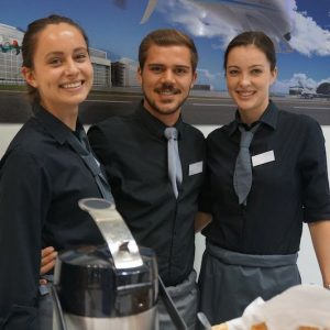 Sinnesfreunde Catering München Messe International Berlin ILA Paris SIAE Personal Service