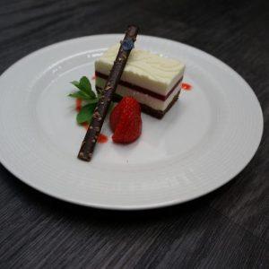 Sinnesfreunde Catering München Messe International Speisen Dessert Food