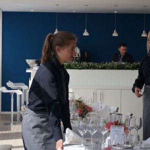 Sinnesfreunde Catering München Messe International Service Barista Personal Chalet ILA SIAE Paris Berlin