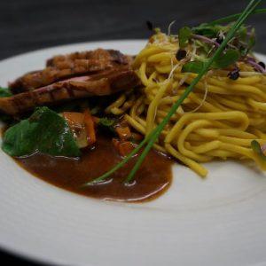 Sinnesfreunde Catering München Messe International Speisen Food ILA SIAE Berlin Paris