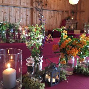 Sinnesfreunde Catering München Privat Feier Party Dekoration