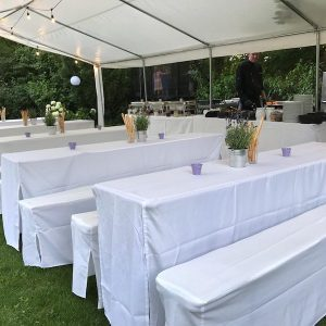 Sinnesfreunde Catering München Garten Party Grill Koch Mobiliar Dekoration Privat
