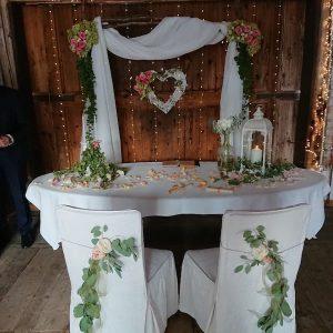Sinnesfreunde Catering München Hochzeit Privat Dekoration Tisch Stuhl