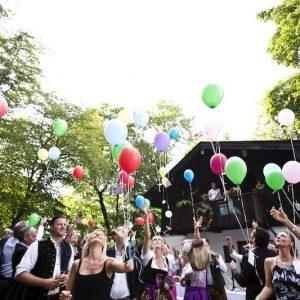 Sinnesfreunde Catering München Privat Hochzeit Feier