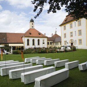 Sinnesfreunde Catering München Privat Hochzeit Mobiliar