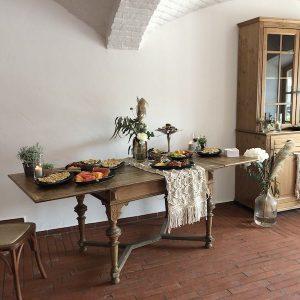 Sinnesfreunde Catering München Buffet Dekoration Hochzeit Vintage Privat