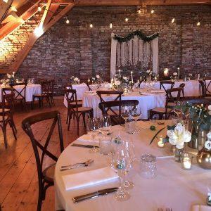 Sinnesfreunde Catering München Privat Hochzeit Mobiliar Geschirr Dekoration Tisch Stuhl Location