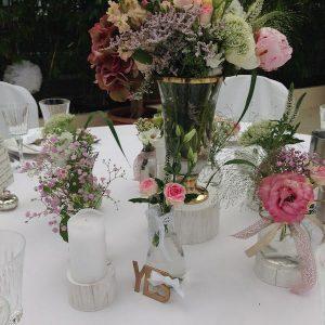 Sinnesfreunde Catering München Dekoration Mobiliar Hochzeit Privat