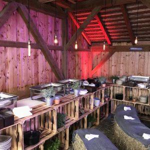 Sinnesfreunde Catering München Hochzeit Privat Dekoration Location Buffet