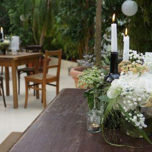 Sinnesfreunde Catering München Hochzeit Privat Vintage Mobiliar Dekoration Tisch Stuhl
