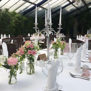Sinnesfreunde Catering München Hochzeit Privat Location Dekoration Mobiliar